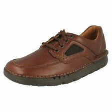 Clarks Mens Casual Shoes 'UnNature Time'