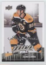 2009-10 Upper Deck MVP #273 Zdeno Chara Boston Bruins Hockey Card