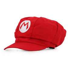 Super Mario Hat Mario Luigi Wario Waluigi Cap Cosplay Anime Costume Dress Up 896c9b8d0daf
