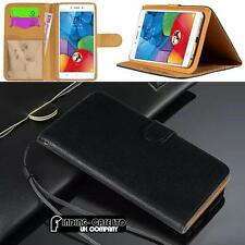 Black Magnetic Flip Cover Stand Wallet Leather Case For Various vivo SmartPhones