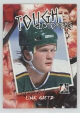 2005-06 In the Game Enforcers Tough Customers #TC-LG Link Gaetz Hockey Card