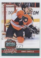 2009 Upper Deck MVP Winter Classic #WC8 Daniel Carcillo Philadelphia Flyers Card