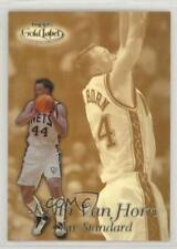 1999-00 Topps Gold Label New Standard #NS7 Keith Van Horn Jersey Nets Card