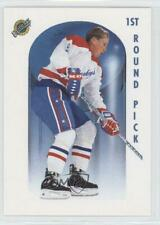 1991-92 Ultimate #61 Peter Forsberg Rookie Hockey Card