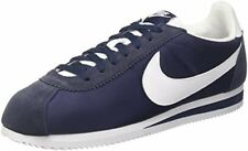 NIKE Classic Cortez Nylon Mens Casual Sneakers, Clear