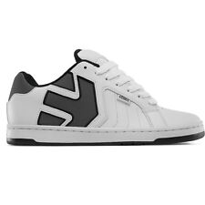 Etnies Men's Fader 2 Low Top Shoes White Sneaker Casual Clothing Apparel