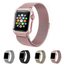 Milanese Magnetic Loop Stainless Steel For Apple Watch Band Series 4/3/2 40/42mm