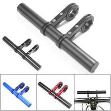 Bike Flashlight Holder Handlebar Bicycle Accessories Extender Mount Bracket Tip