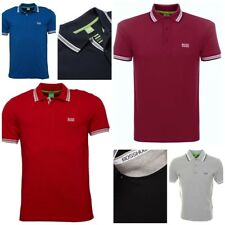 Hugo Boss Men's Polo Short Sleeve T-Shirt New With Tags