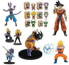 Funko POP Banpresto Dragon Ball Z Assorted Figures Statues Goku Broly Bulma MORE