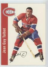1994 Parkhurst 1956-57 Missing Link #80 Jean-Guy Talbot Montreal Canadiens Card