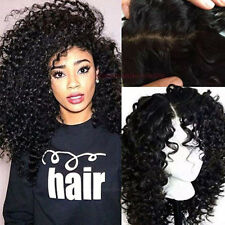Hot Glueless Lace Wig 360 Lace Frontal Brazilian Human Hair Wigs Deep Wave Curly