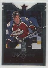 1995-96 Donruss Elite Die-Cut #39 Peter Forsberg Colorado Avalanche Hockey Card