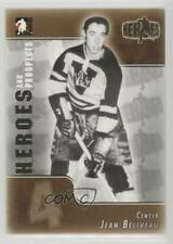 2004-05 In the Game Heroes and Prospects #153 Jean Beliveau Hockey Card