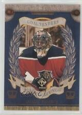 2001 Pacific Private Stock Reserve Goaltenders 6 Roberto Luongo Florida Panthers