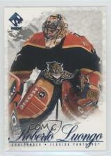 2001 Pacific Private Stock Retail 43 Roberto Luongo Florida Panthers Hockey Card