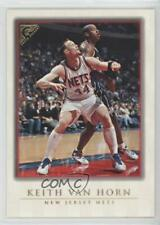 1999-00 Topps Gallery #58 Keith Van Horn New Jersey Nets Basketball Card