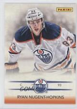 2012 Panini Toronto Fall Expo #12 Ryan Nugent-Hopkins Edmonton Oilers Card
