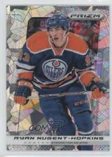 2013-14 Panini Prizm Toronto Expo Base Cracked Ice #145 Ryan Nugent-Hopkins Card