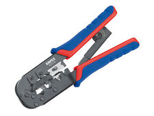 Knipex Crimping Pliers for RJ11/12 RJ45 Western Plugs