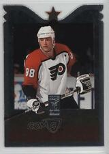 1995-96 Donruss Elite Die-Cut #88 Eric Lindros Philadelphia Flyers Hockey Card