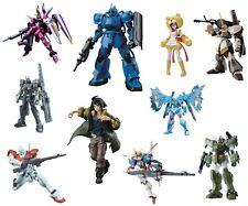 Assorted Mobile Suit Gundam Model Kits Action Figures IBO HGBF & More NEW In Box