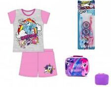My Little Pony Overnight Bag My Little Pony Gift  Lunch Bag  Pyjamas Ages 4-6