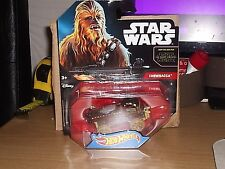 Star Wars Hot Wheels Die Cast Character Cars - Rebels & Heroes
