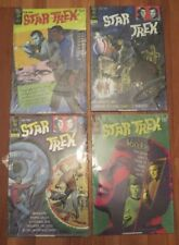 NEW~STAR TREK~GOLD KEY COMIC BOOK COVER~METAL SIGN~YOU CHOOSE~1 or ALL~1+ SHIP