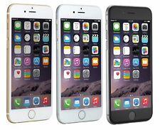 "Apple Iphone 6 4.7"" Display 64gb 4g LTE Gsm Libre At&t T-Mobile Smartphone"