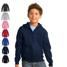 GILDAN - Kinder Zip-Sweatjacke mit Kapuze 'Heavyweight Blend' - Gr. 104-152