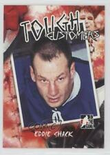 2005-06 In the Game Enforcers Tough Customers #TC-ES Eddie Shack Hockey Card