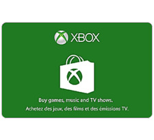 Xbox Gift Code $15, $25, $50, $75, or $100 - Fast email delivery