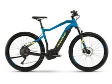 Sduro Cross 9.0 Bosch 500wh 11v black/blue 2019 man Haibike Pedelec City