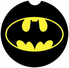 Batman (choice of color) Absorbent Car Coasters One Pair (2) For Car Cup Holder