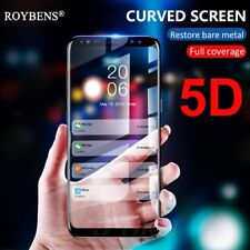 Roybens® Screen Protector For Samsung Galaxy Note 9 8 S9 S8 5D Curved Full Cover