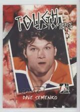 2005 In the Game Enforcers Tough Customers #TC-DSE Dave Semenko Edmonton Oilers