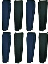 MENS NEW SILKY TRACKSUIT BOTTOMS JOGGING GYM CASUAL TROUSER BOTTOMS S TO 10 XL