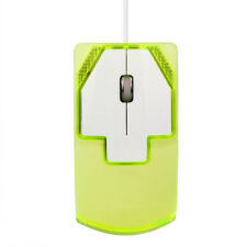 Luxury 1600 DPI Optical USB LED Wired Game Mouse Mice For PC Laptop Computer