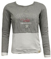 Champion Activewear Womens Pullover Top Shirt Grey 106042 1149 OPM1