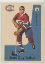 1993-94 Parkhurst Parkies #PR-52 Jean-Guy Talbot Montreal Canadiens Hockey Card