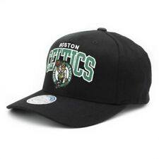 Mitchell & Ness Boston Celtics 110 Flexible Team Arch Snapback Casquette NBA