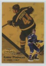 2000-01 Topps Gold Label Class 2 #85 Chris Pronger St. Louis Blues Hockey Card