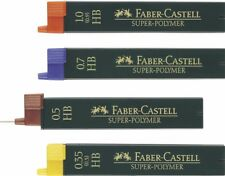 Pencil Leads Faber-castell Super Polymer Fineline B & HB 0.35,0.5,0.7,1.0,1.4mm