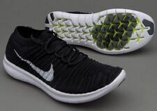Nike Free RN Motion Flyknit Women`s Running Trainers Shoes Black 834585 001
