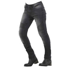 JEANS OVERLAP LADY IMOLA BLACK WASHED