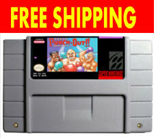 Super Punch Out SNES Super Nintendo Game Cartridge Battery Save NTSC and PAL