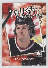 2005 In the Game Enforcers Tough Customers #TC-BP Bob Probert Chicago Blackhawks