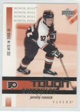2001-02 Upper Deck Honor Roll Tough Customers #TC4 Jeremy Roenick Hockey Card