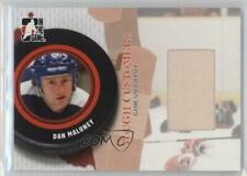 2005 In the Game Tough Customers Game-Used Jersey GUJ-DM Dan Maloney Hockey Card